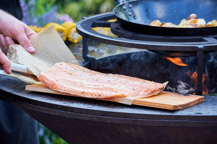 Ryba na gril
